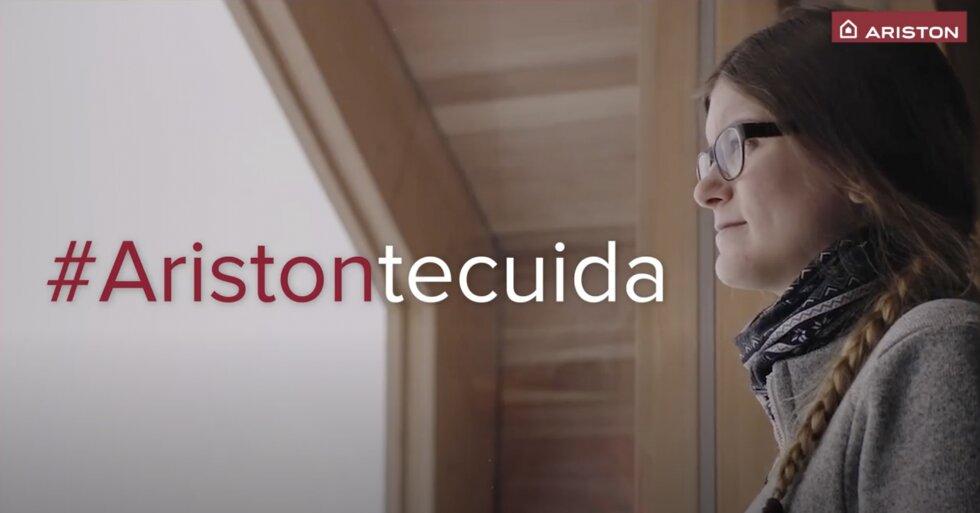 Tecnigrado es suma a la campanya #AristonTeCuida