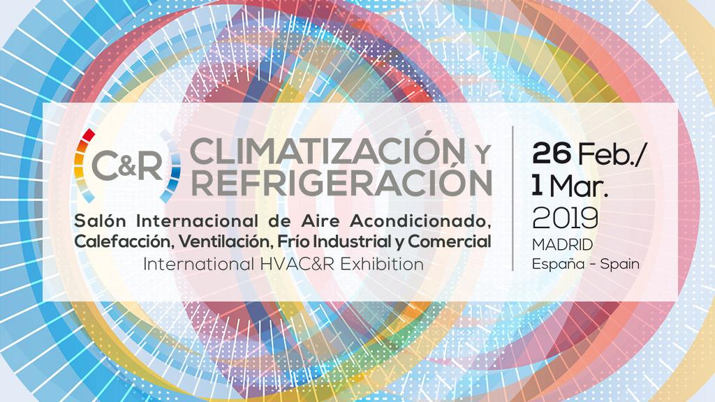 Climatització i Refrigeració 2019 potència l'aposta del sector