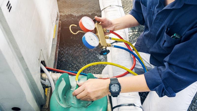Acreditació per manipular gasos fluorats