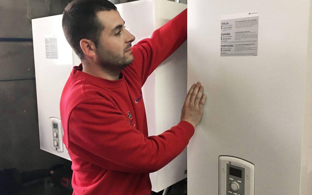 Estalvia i millora el manteniment de la teva caldera