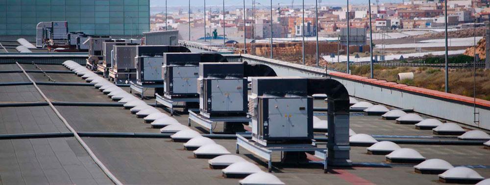Aire condicionat industrial