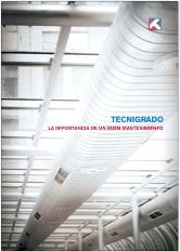 Manual de manteniment de Tecnigrado