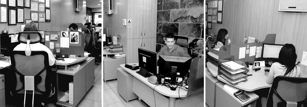 Oficines de Tecnigrado a Barcelona