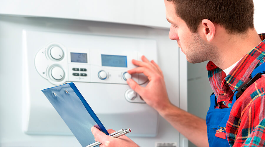 Cómo funciona una caldera de condensación