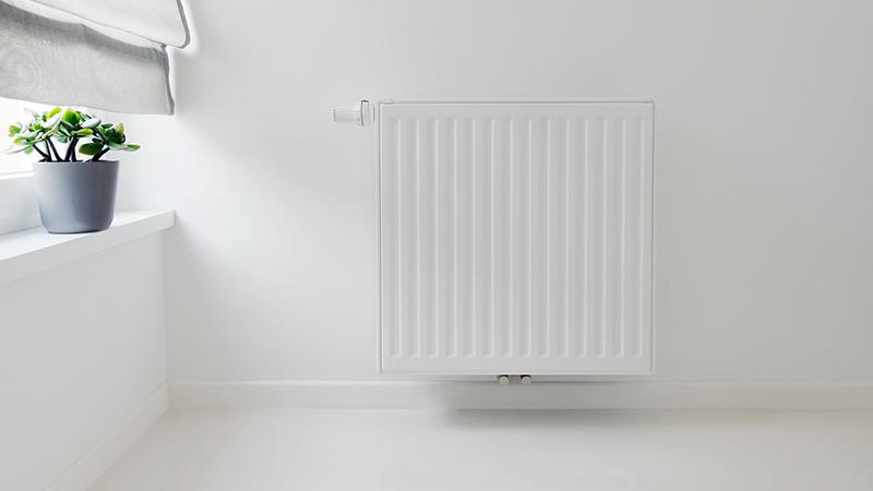 Radiadores de baja temperatura de impulsión