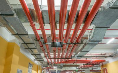 Red de tuberías en salas térmicas y la importancia de un buen aislamiento