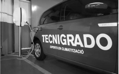 Tecnigrado, comprometidos con la movilidad sostenible