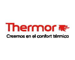 Logo de la marca Thermor