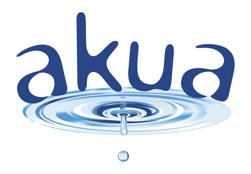 Logo marca AKUA