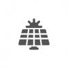 Servicios, energía solar térmica